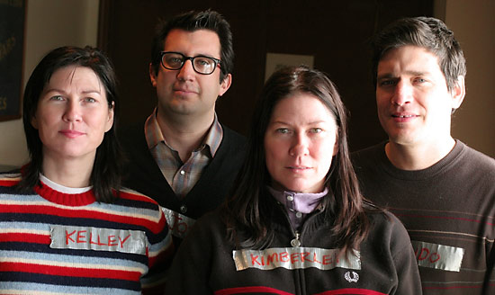 Q Amp A With The Breeders Magnet Magazine