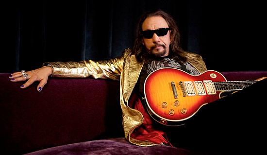 Q A With Ace Frehley Magnet Magazine