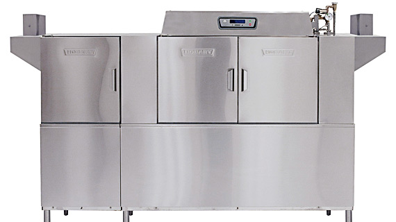 Commercial dishwasher hobart