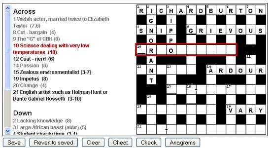 a teenage fanclub education the guardian quick crossword
