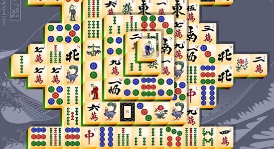 Free Dog Mahjong