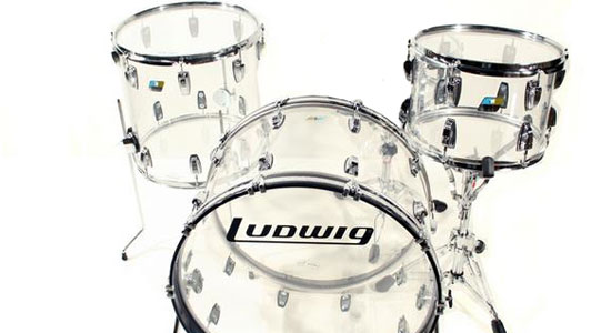 new ludwig drums