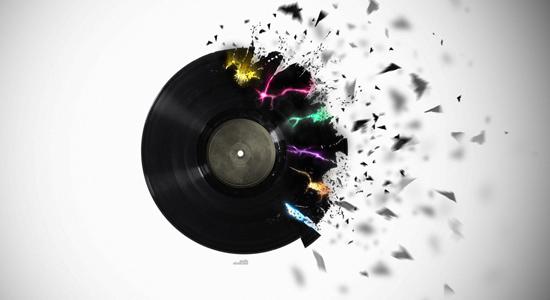 Vinyl Desk Design Ideas