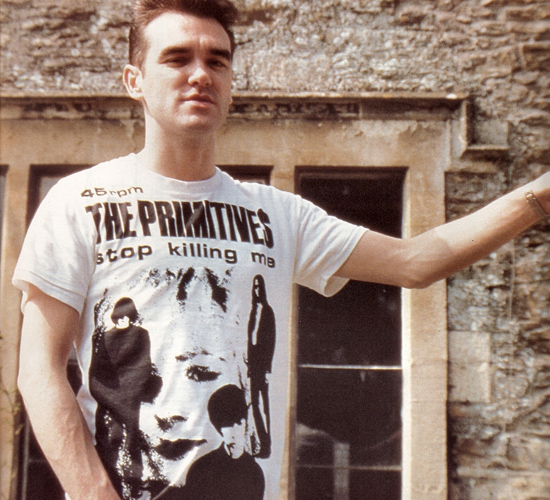 From The Desk Of The Primitives: When Morrissey Met The Primitives