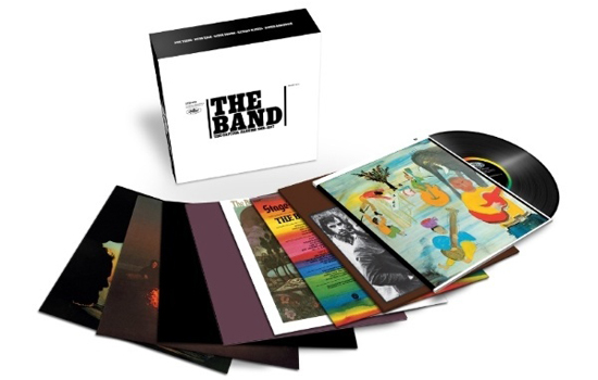 Essential New Music The Band S Quot The Capitol Albums 1968