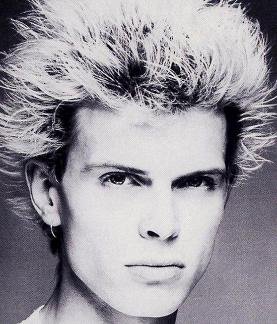 Happy Birthday Billy Idol Generation X Magnet Magazine