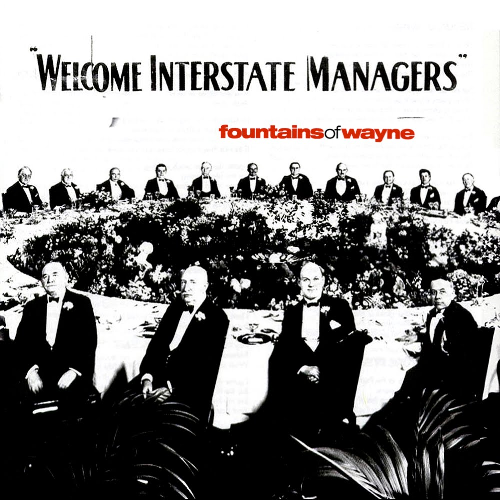 Fountains Of Wayne Released