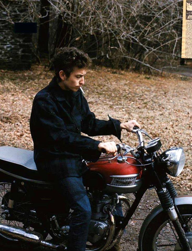 Bob Dylan Had His Infamous Motorcycle Accident 53 Years Ago Today