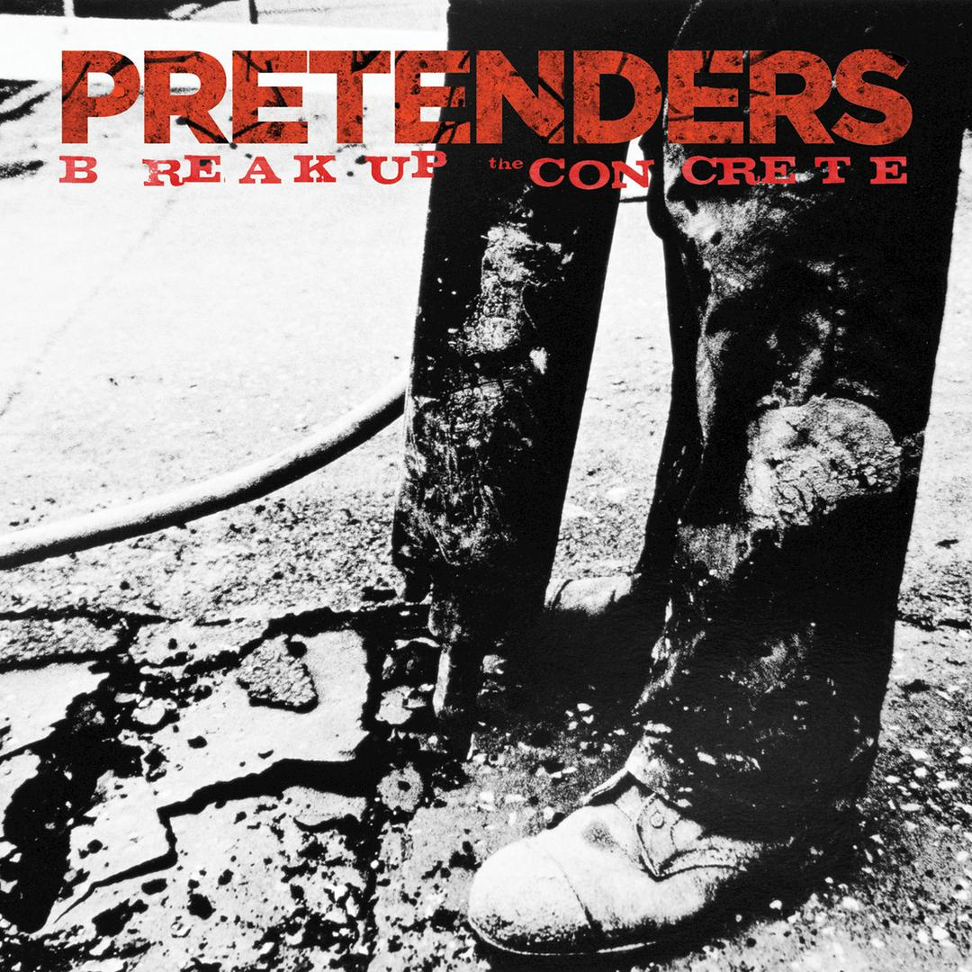 the pretenders back on the chain gang
