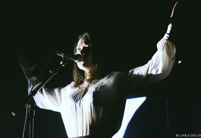 Indie Rock's Best American Girl, Mitski Sets Off Fireworks In The