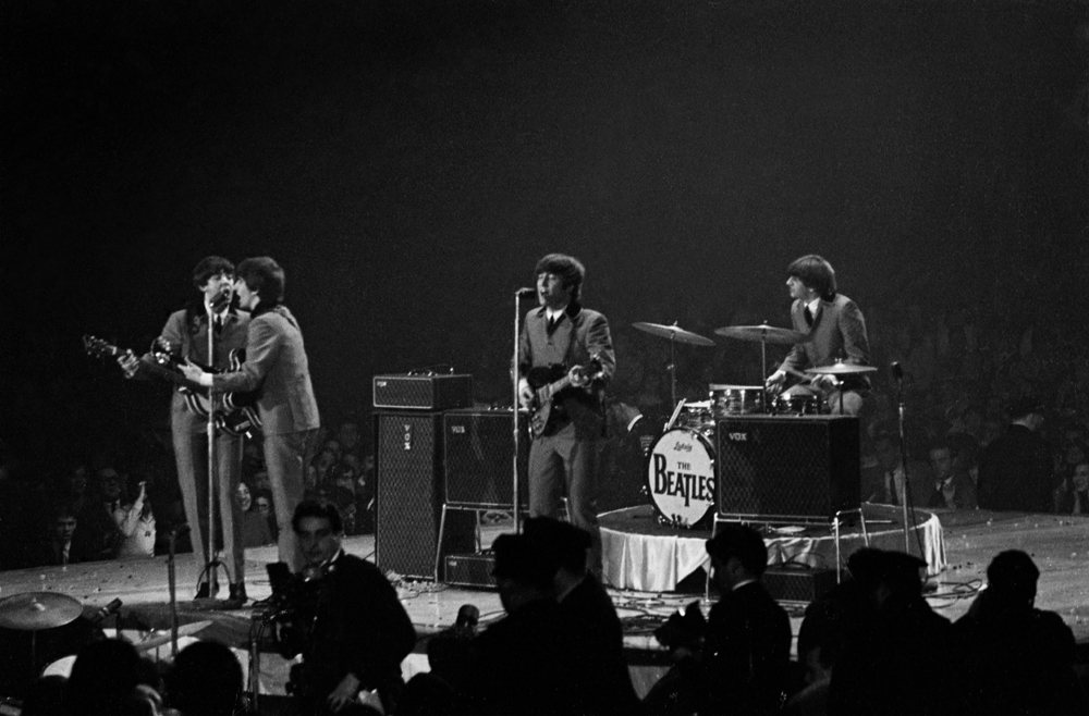 The Beatles Made Their U.S. Live Debut 55 Years Ago Today