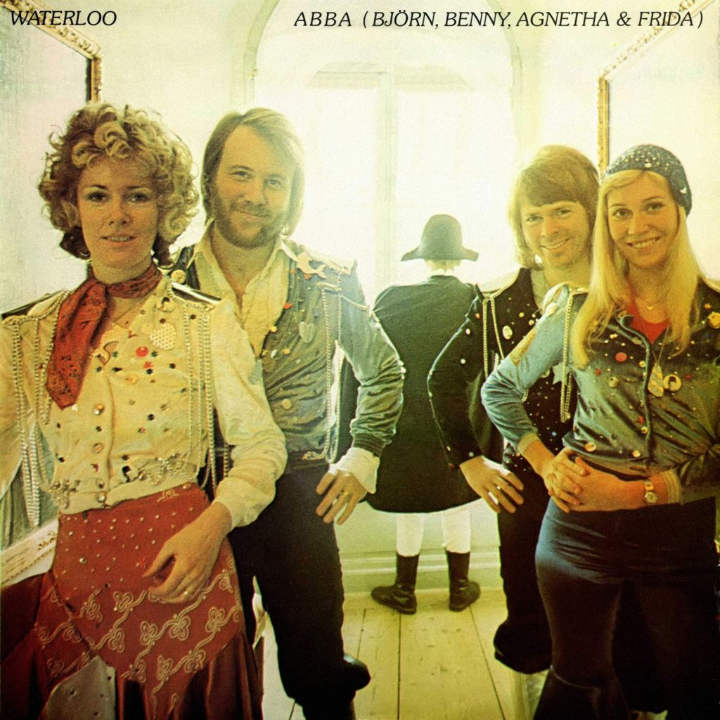 Abba Released Waterloo 45 Years Ago Today Magnet Magazine
