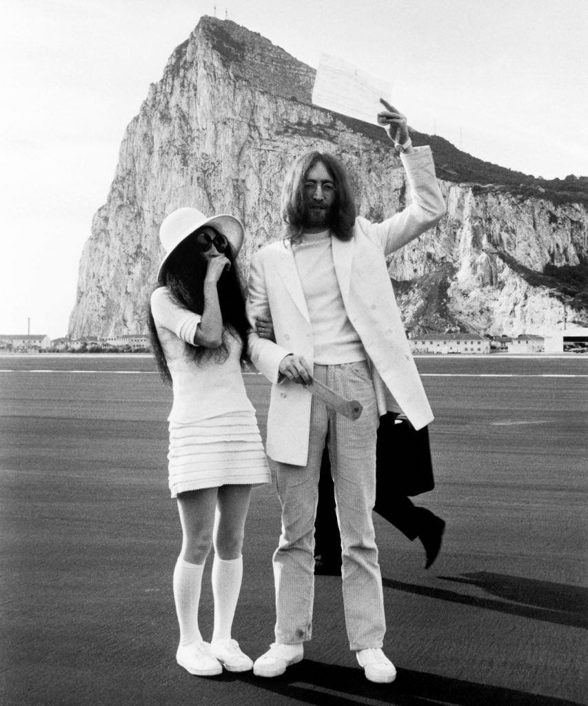 John Lennon Married Yoko Ono 50 Years Ago Today Magnet Magazine