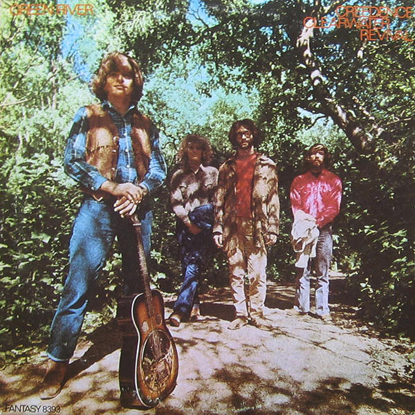 Creedence Clearwater Revival Released